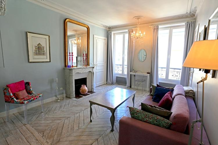 Apartment Lumičre du Nord holiday rental apartment 1st arrondissement  paris france - Image 1 - Paris - rentals