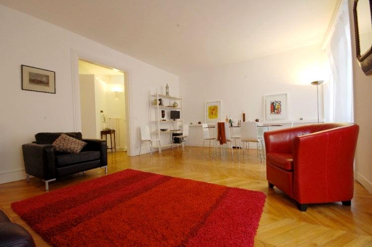 Apartment Henri IV - Image 1 - Paris - rentals