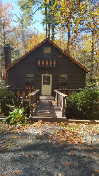 River Cabin in the Blue Ridge Mountains - Image 1 - Linville - rentals