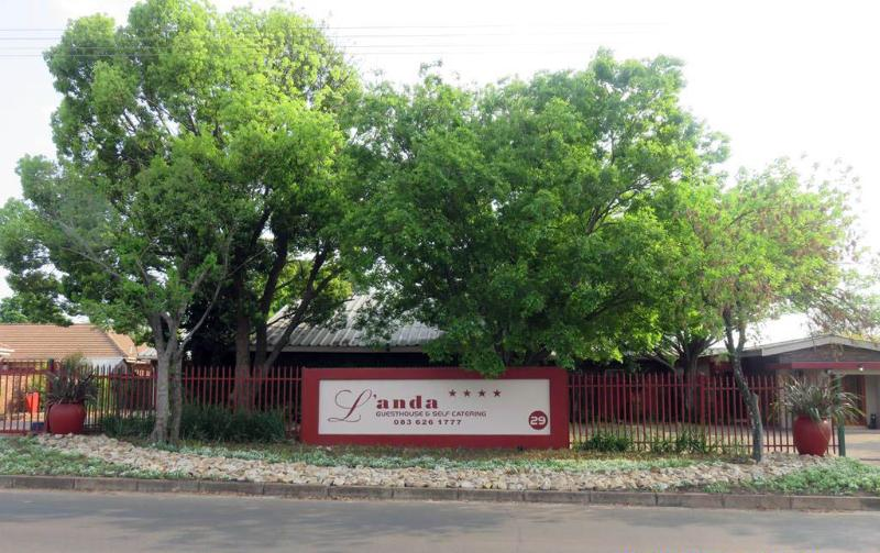 L'anda Guest House - L'anda Guesthouse - Middelburg - rentals