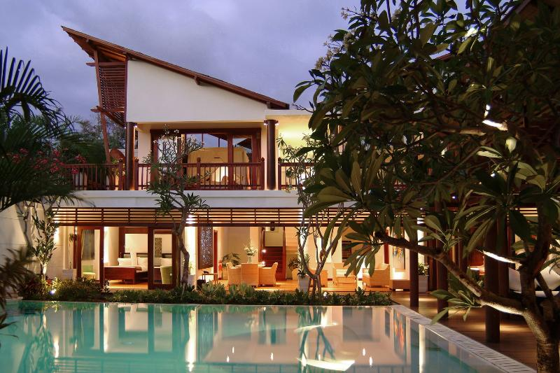 Massive 5 BR Private Pool Villa Casis Sanur Beach - Image 1 - Sanur - rentals