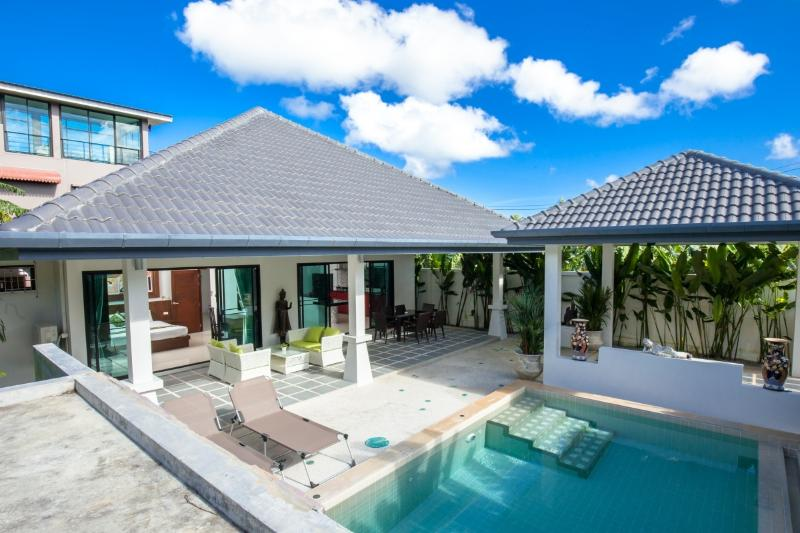 Shalimar Villa-Loving 2 Bedrooms Pool Villa Rawai - Image 1 - Rawai - rentals
