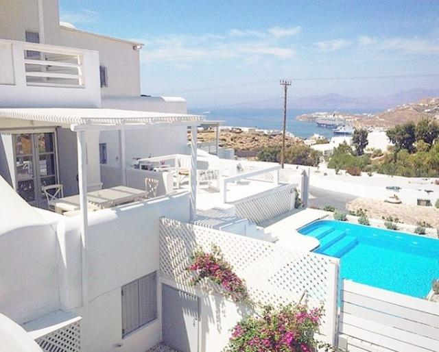 Villa Oia Mykonos - Private Pool Sea View Villa - Image 1 - Mykonos Town - rentals