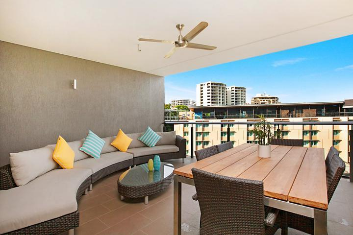 Saltwater Suites - 3 Bedroom Beach Apartment Sleeps 6 - Image 1 - Darwin - rentals