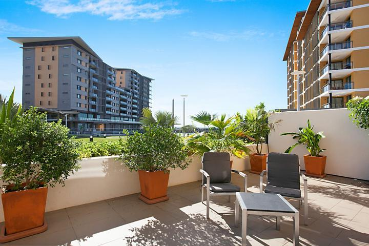 Saltwater Suites 1 Bed Lagoon Apartment - Sleeps 2 - Image 1 - Darwin - rentals