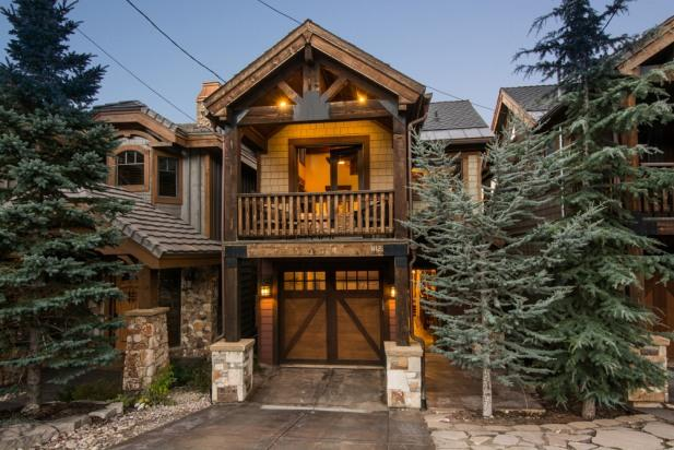 Resortside 4-Bedroom Park City Base Area Townhome - Image 1 - Park City - rentals