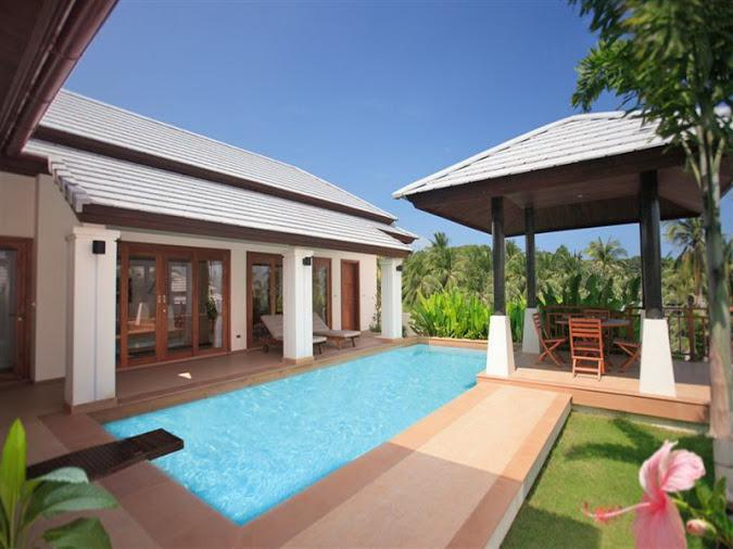 Villa 64 - Walk to Beautiful Choeng Mon Beach - Image 1 - Choeng Mon - rentals