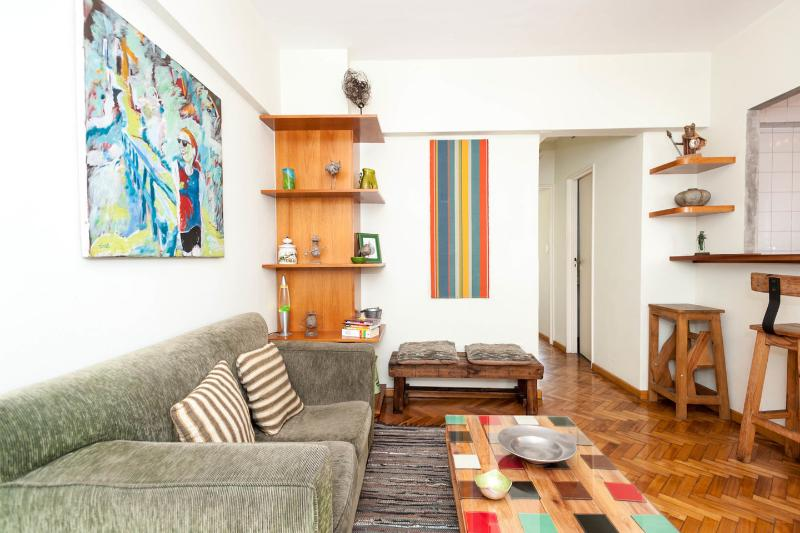 Living Room - Palermo Viejo Apartment - Buenos Aires - rentals