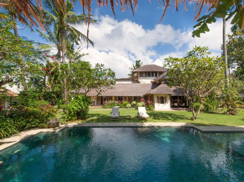 Orchard House - View of house from pool bale - The Orchard House - an elite haven - Seminyak - rentals