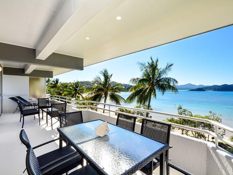 Balcony - Frangipani 207 - Hamilton Island - rentals