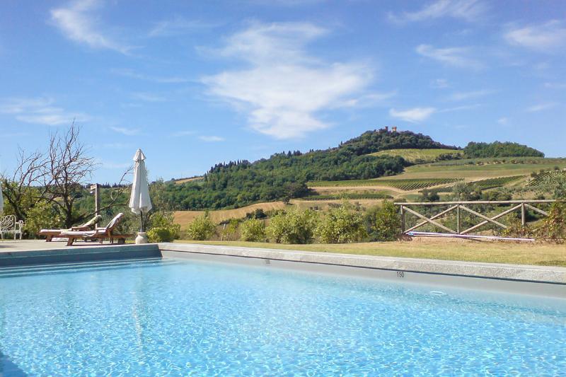 Villa Leonardo, Sleeps 12 - Image 1 - Chianti - rentals