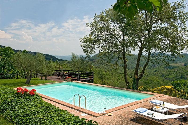 Villa Allegra, Sleeps 8 - Image 1 - Perugia - rentals