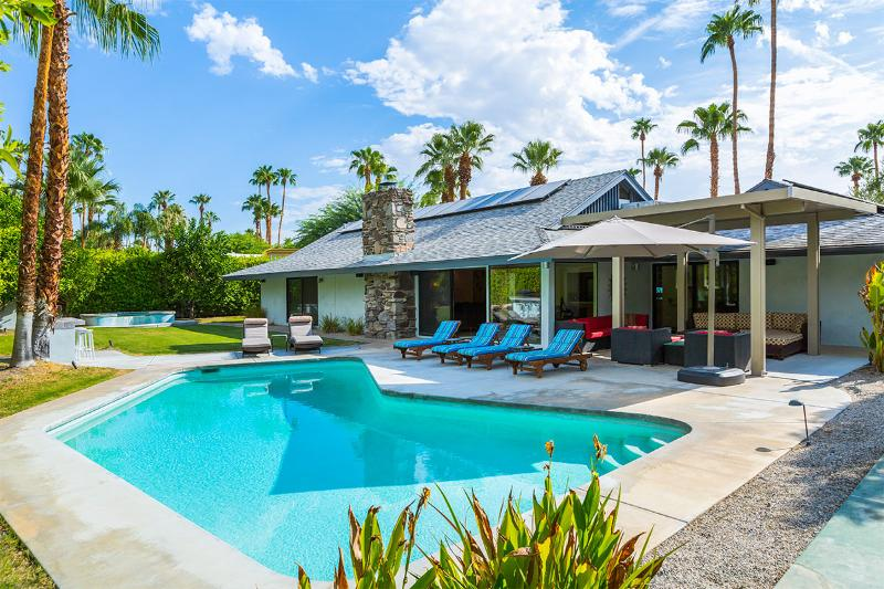 Modern Escape, Sleeps 8 - Image 1 - Palm Springs - rentals