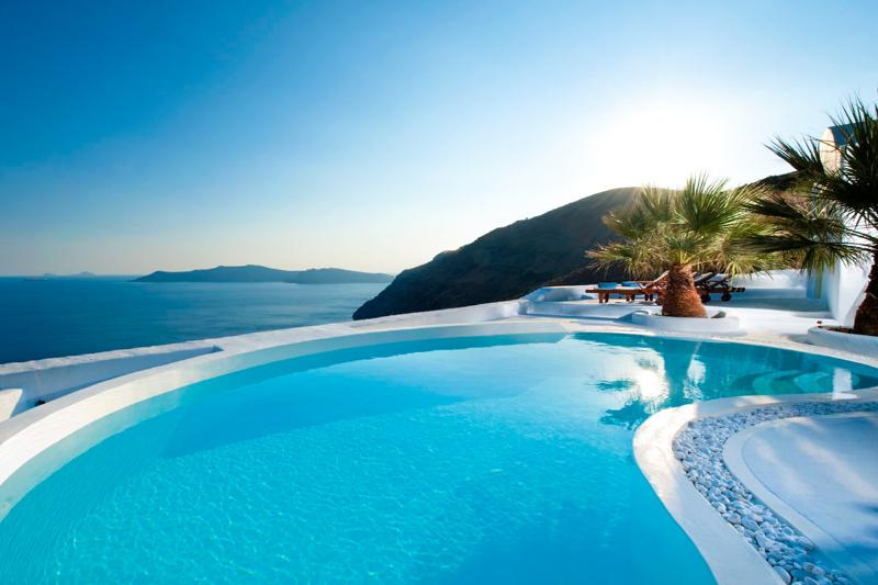 The Architect's Villa, Sleeps 4 - Image 1 - Santorini - rentals