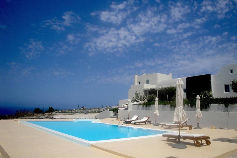 Blackrock Villa, Sleeps 10 - Image 1 - Akrotiri - rentals