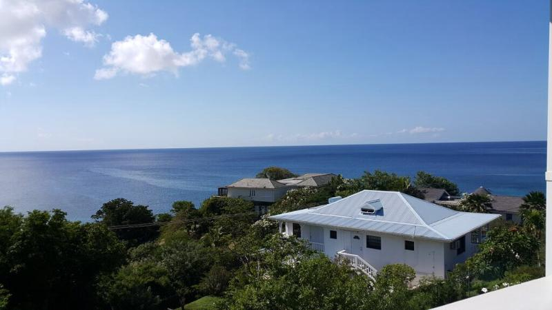 Twilight Villa Views overlooking the ocean - Twilight Villa, 3 bedrooms - Bequia - rentals