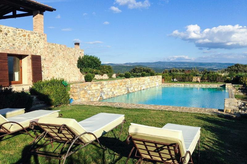 Leopolda, Sleeps 14 - Image 1 - Montalcino - rentals