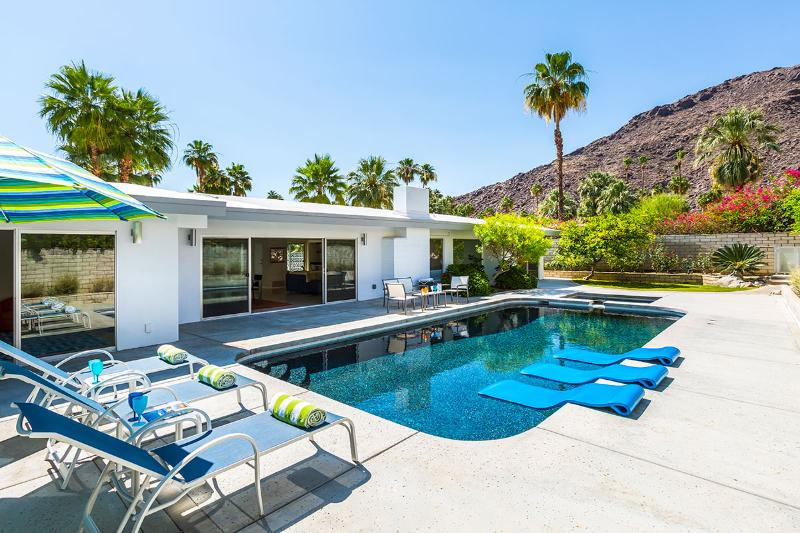 Vista Rose, Sleeps 6 - Image 1 - Palm Springs - rentals