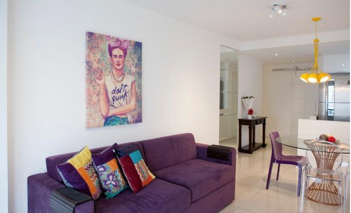 02 bedroom luxury apartment in Ipanema (#215) - Image 1 - Rio de Janeiro - rentals