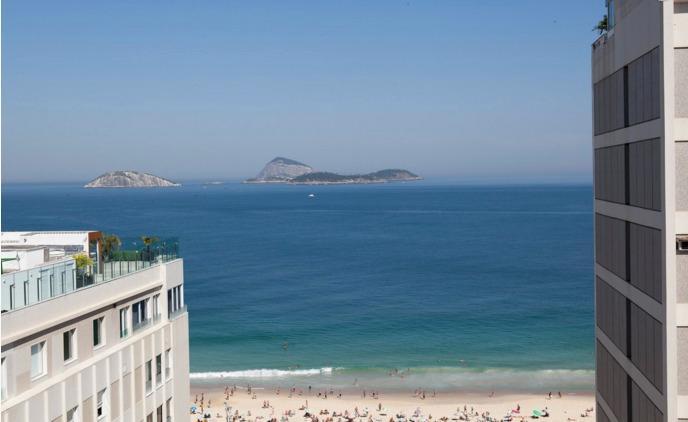 3 bedroom Oceanview Apartment in Ipanema (#316) - Image 1 - Rio de Janeiro - rentals
