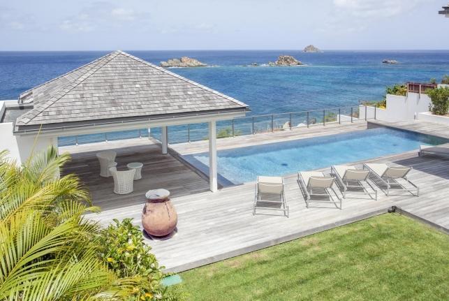 Villa Gustavia St Barts Rental Villa Gustavia - Image 1 - Flamands - rentals