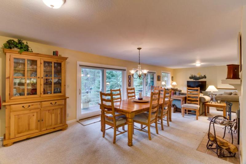 Spectacular dog-friendly home with a private hot tub & close ski access! - Image 1 - Alpine Meadows - rentals