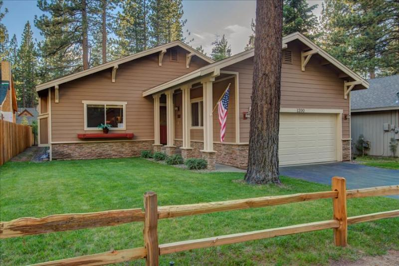 Alpine Haus – Spacious Open Floor Plan, 4 Bedrooms, Fireplace, Wifi, Grill, Spa - Image 1 - South Lake Tahoe - rentals