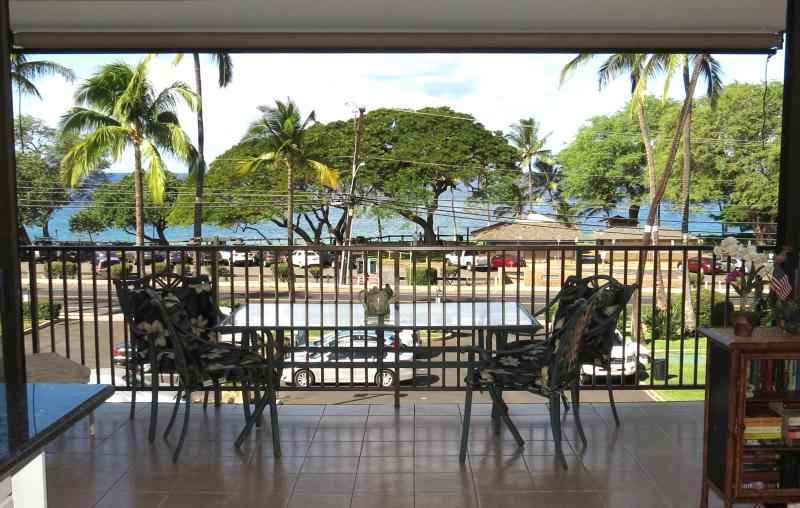 Ocean view from lanai - Maui Parkshore 311 *Ocean View*  2 BR/2 Bath - Kihei - rentals