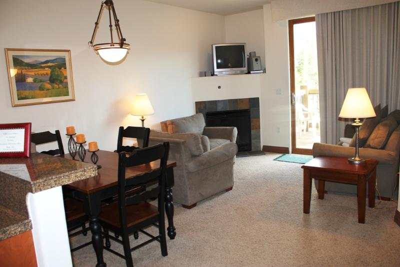 Invitingly Furnished  2 Bedroom  - ********** - Image 1 - Breckenridge - rentals