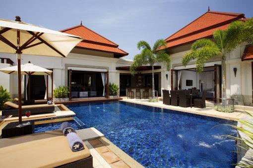 Bang Tao Villa 4184 - 5 Beds - Phuket - Image 1 - Bang Tao - rentals