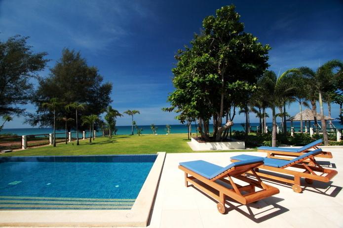 Natai Beach Villa 4251 - 5 Beds - Phuket - Image 1 - Phuket - rentals