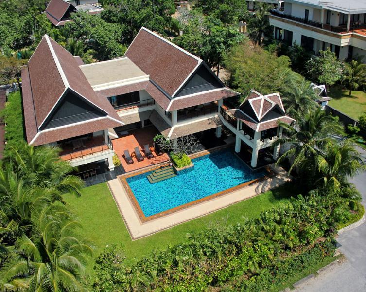 Bang Tao Villa 4274 - 6 Beds - Phuket - Image 1 - Bang Tao - rentals
