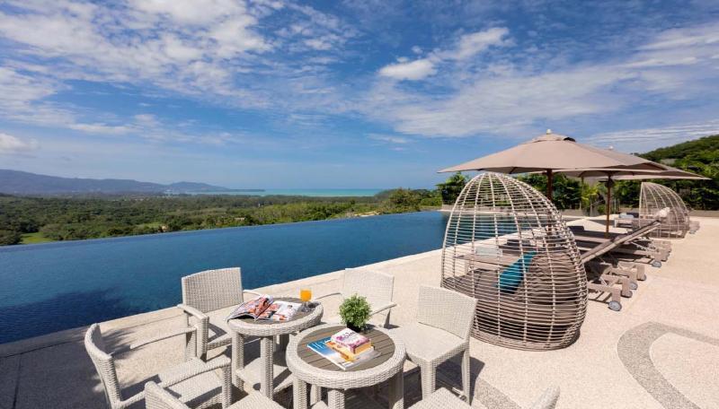 Layan Beach Villa 4483 - 7 Beds - Phuket - Image 1 - Layan Beach - rentals