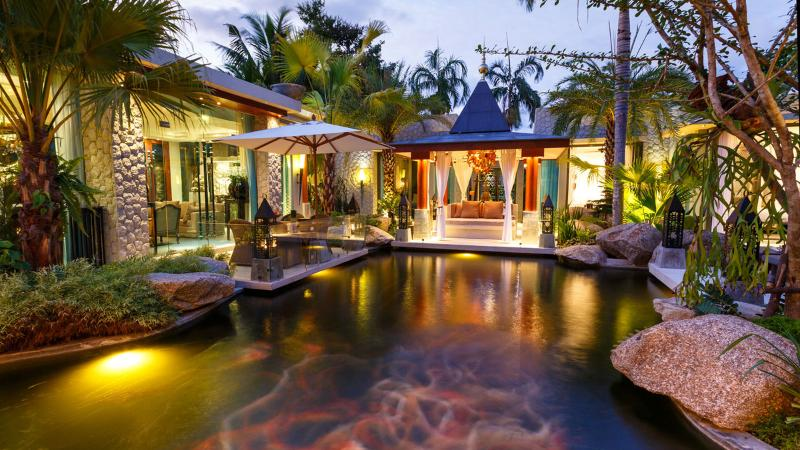 Surin Villa 4472 - 3 Beds - Phuket - Image 1 - Phuket Town - rentals