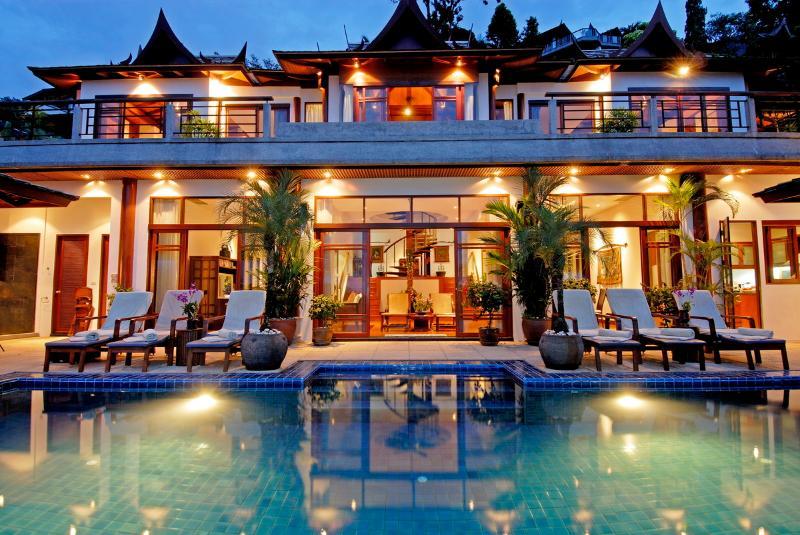 Surin Villa 425 - 5 Beds - Phuket - Image 1 - Surin - rentals