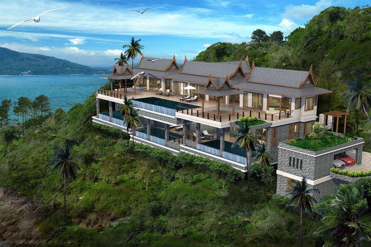 Kamala Villa 495 - 5 Beds - Phuket - Image 1 - Kamala - rentals