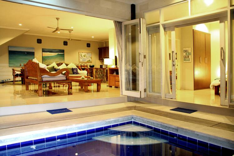 Villa Alba, 3 bedroom sanctuary in prime location. - Image 1 - Legian - rentals