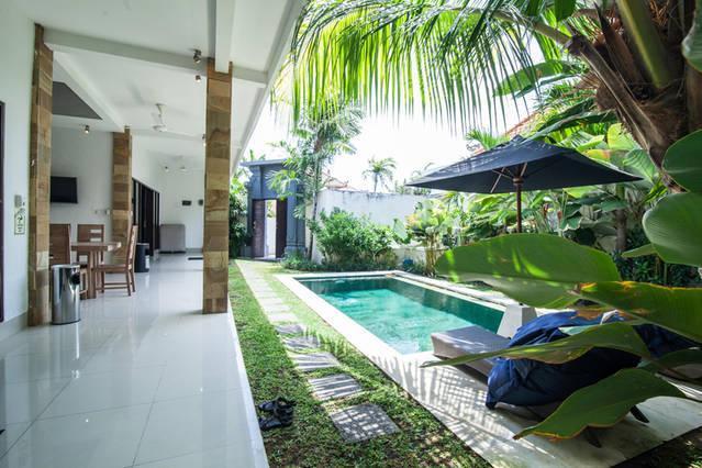 Pool Facing Garden - LAKSMANA VILLA SEMINYAK (2 Bedroom with own pool) - Seminyak - rentals