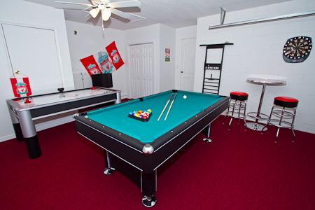 Game Room - Magical Oasis-5BR-FreeSPAheat/GameRm/BBQ/Luxury - Orlando - rentals