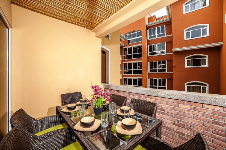 Elegant 5th floor condo with Beautiful Ocean Views - Image 1 - Tamarindo - rentals