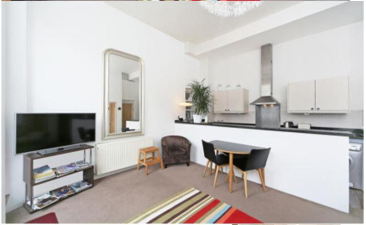 Notting Hill  - 1 Bedroom  with Balcony (1645) - Image 1 - London - rentals