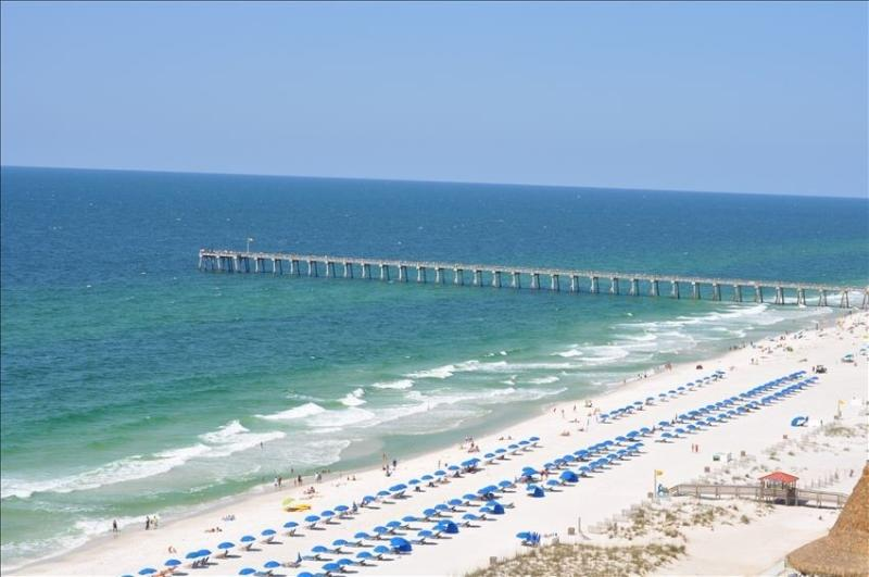 Beach Club - 15th Floor - Beautiful Gulf Front Condominimum on Pensacola Beach - Image 1 - Pensacola Beach - rentals