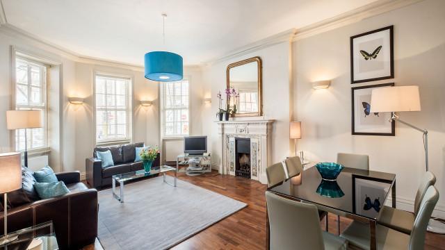 Chelsea 1 Bedroom  (4668) - Image 1 - London - rentals