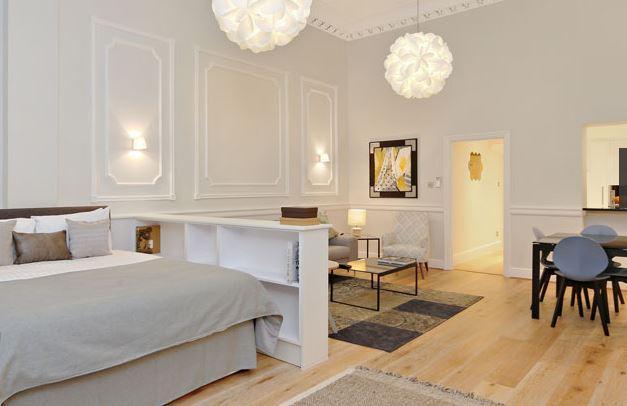 South Kensington Studio Suite  (4734) - Image 1 - London - rentals