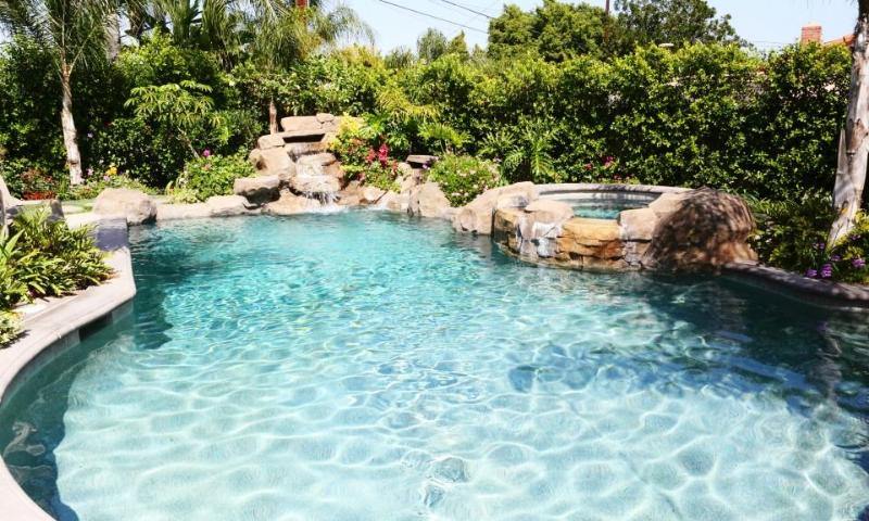 Amazing Pebble-Tec Rock Pool and Spa - Destination #2 - Anaheim - rentals