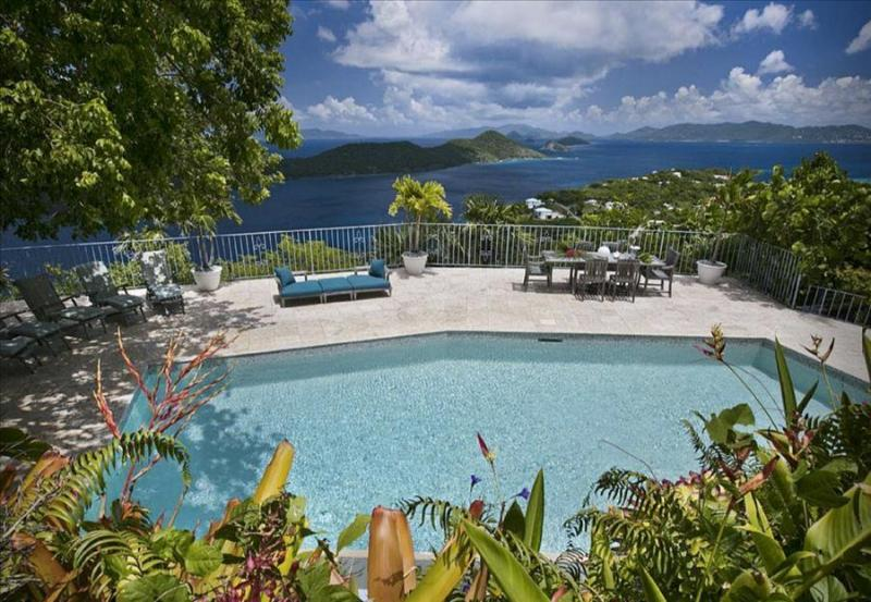 Indochine - St Thomas, Close to Magens Bay, Gated, Private Pool - Image 1 - Magens Bay - rentals