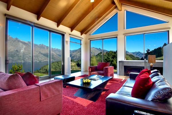 Queenstown Villa 637 - 4 Beds - New Zealand - Image 1 - New Zealand - rentals