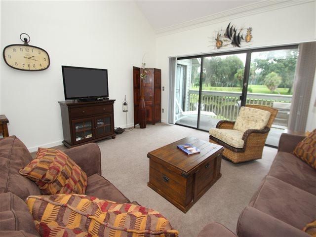 Living area 2 - Inverness, 998 - Hilton Head - rentals
