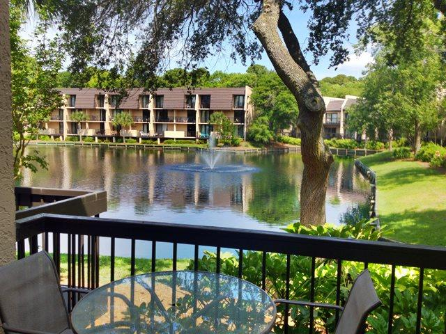 Lagoon view - Island Club, 145 - Hilton Head - rentals