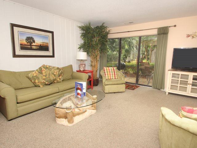 Living area 2 -  - Hilton Head - rentals